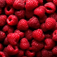 raspberries 100 g - product's photo