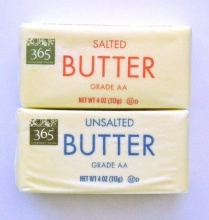 high quality salted butter and unsalted butter - product's photo