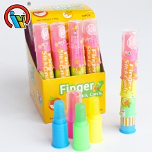 hot selling finger hard candy lollipop - product's photo