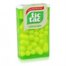tic tac lemon mint - product's photo
