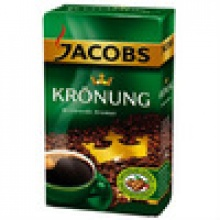 jacobs kronung ground coffee - product's photo