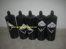silver liquid mercury 99.999% - product's photo