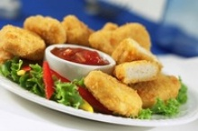 halal chicken nuggets - product's photo