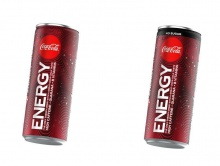 coca-cola energy drink  - product's photo