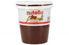 nutella chocolate 3kg - product's photo