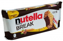 nutella break, 1 pack (1 x 150g) - product's photo