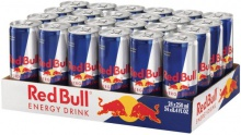 red bull energy drink330ml - product's photo