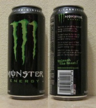 monster energy drinks 250ml, 330ml, 500ml for sale - product's photo