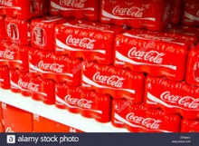 all products of coca cola , 350ml cans and bottles pet - product's photo