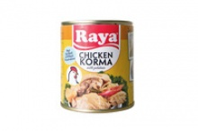 chicken korma with potatoes - product's photo