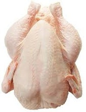 halal frozen whole chicken - product's photo