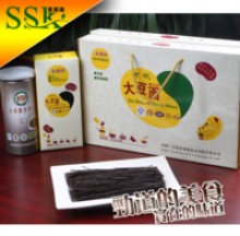 black soybean pasta - product's photo