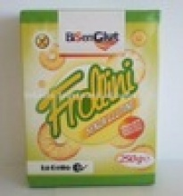 "lo bello bisenglut - gluten free biscuits ""natural"" - product's photo"