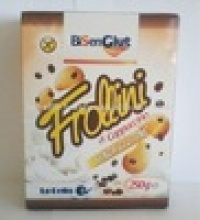 "lo bello bisenglut - gluten free biscuits ""cappuccino"" - product's photo"