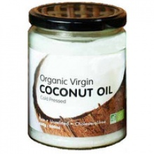 coco dew organic virgin coconut oil - product's photo