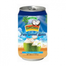 pure coconut water - product's photo