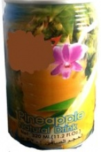 pineapple juice - product's photo
