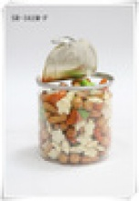 brc high protein crackers with sweet flaver canned pack - product's photo