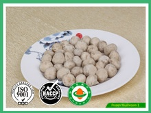 frozen mushroom - product's photo