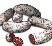 equine salami - product's photo