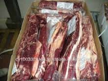 frozen beef striploin - product's photo