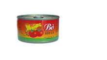beef in tomato sauce - product's photo