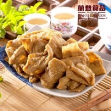 wanyi high quality health jerky snack pepper bean curd tofu skin - product's photo