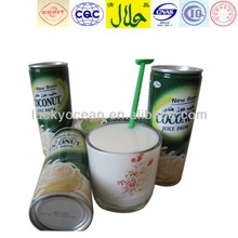 instant drink cocos nucifera protein beverage - product's photo