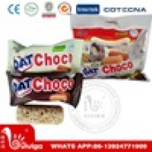 oat chocolate with two flavours - product's photo