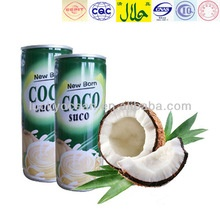 coconut drink - product's photo