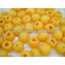 canned loquat - product's photo