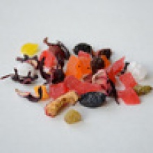 dried and natural raisins fruit tea bag cut flavor - product's photo