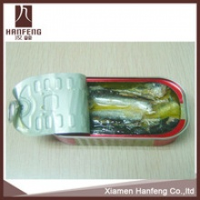 canned sardine in oil - product's photo
