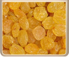 green/yellow raisin grade a for sale - product's photo