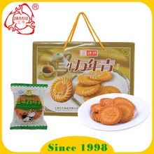 hot sale evergreen onion crispy biscuit manufacturer - product's photo