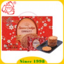 sanniu sesame spiced salty crispy biscuit - product's photo