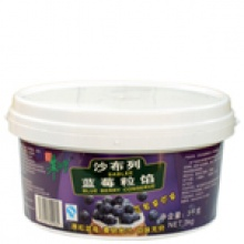 blueberry fruit filling suitable for biscuit decoration - product's photo