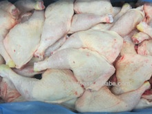 chicken leg quarters - product's photo