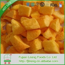 dried persimmon freeze dried fruit  - product's photo