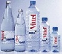 vittel mineral water - product's photo