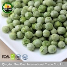 hot sale healthy vegetables freeze dried green peas - product's photo