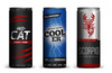 energy drink red cat - product's photo