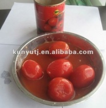canned whole peeled tomatoes - product's photo