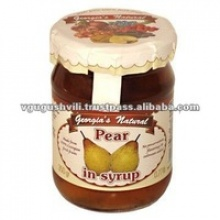 canned paradise pear fruit syrup - product's photo