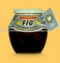 canned fig fruit in syrup - product's photo