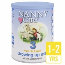 nanny care growing up milk - product's photo
