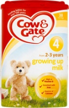 cow & gate growing up milk - product's photo