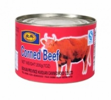 brazil corned beef - product's photo