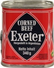 canned corned beef - product's photo