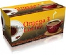 omega 3 slimming dietary healthy coffee - product's photo